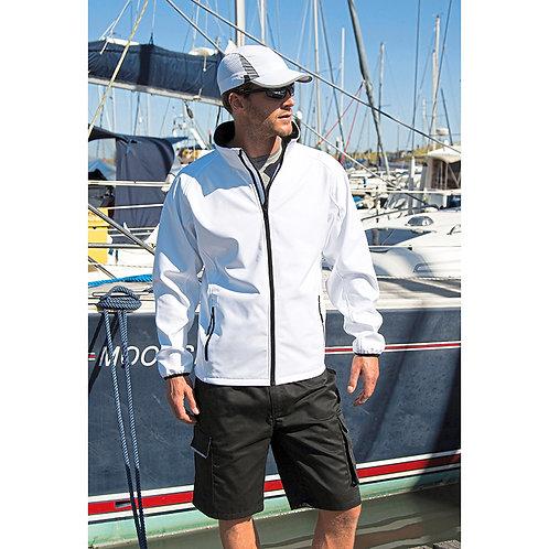 Herren Printable Soft Shell Jacket