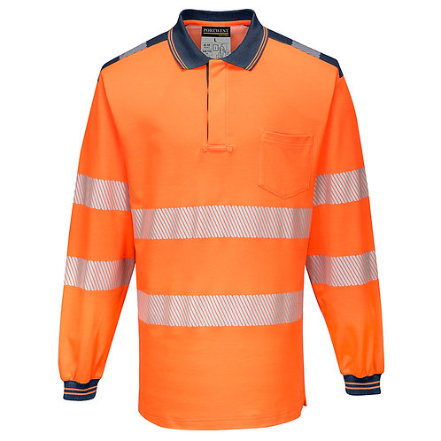 Hi-Vis Polo-Shirt