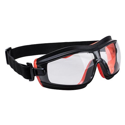 Slim Safety Vollsichtbrille