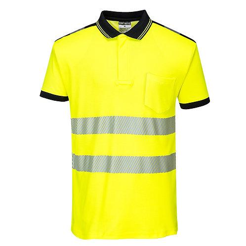 Warnschutzpoloshirt
