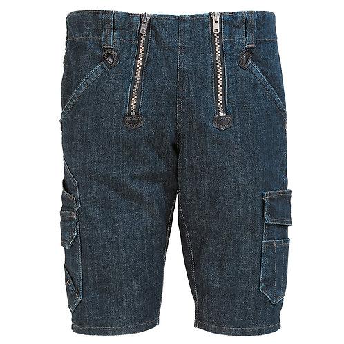 Volkmar Zunft-Bermuda, Stretch-Jeans
