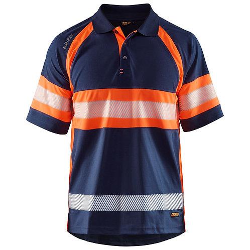 UV Polo Shirt High Vis Klasse 1