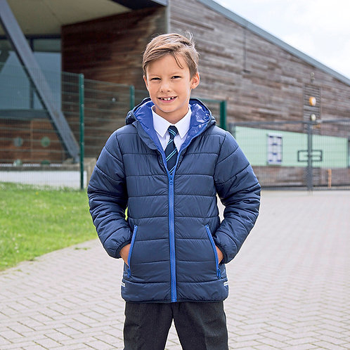 Kinder Core Junior Soft Padded Jacket
