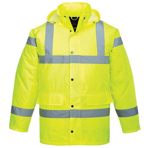 Warnschutz-Traffic-Jacke