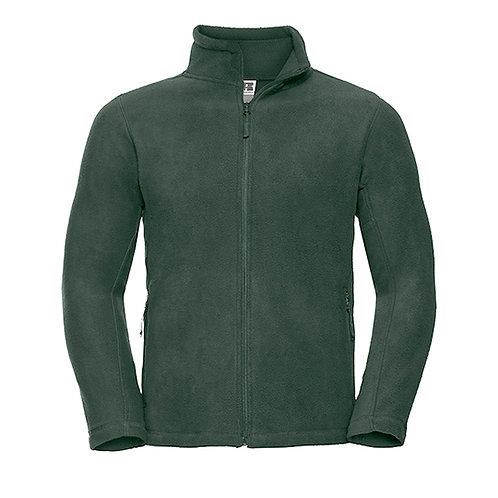 Herren Full Zip Outdoor Fleece