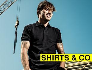 Shirts, Polo, Arbeitskleidung