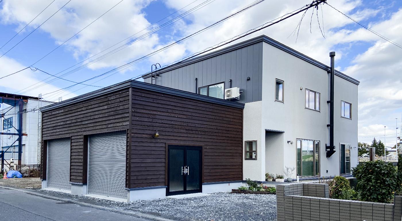 注文住宅 新築工事