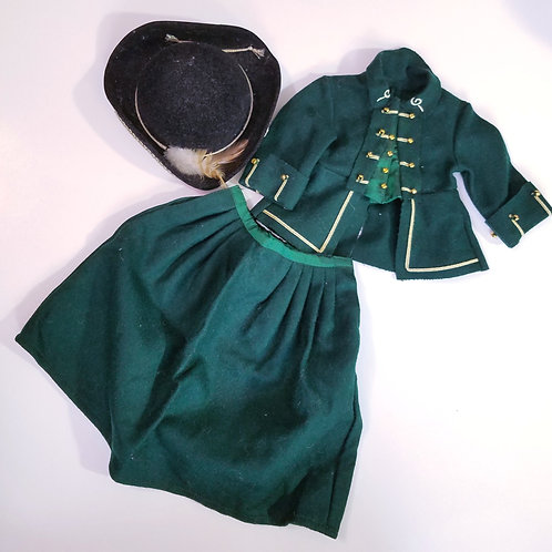Felicity's Riding Outfit -American Girl Retired Set