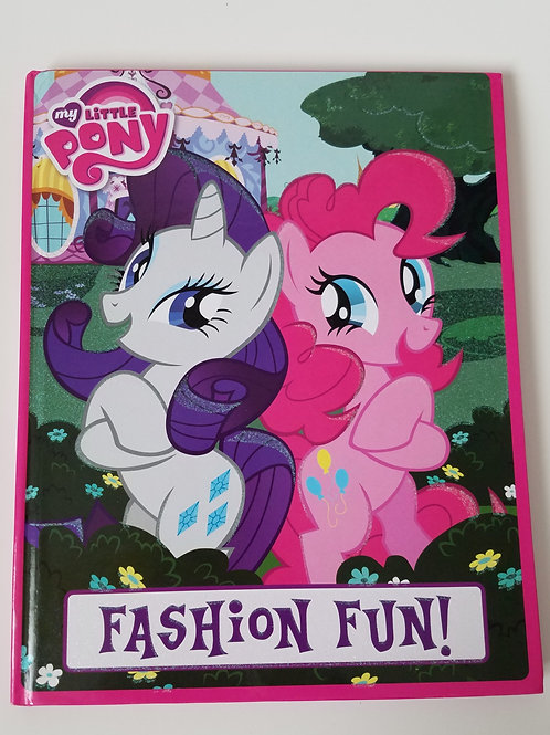 My Little Pony Fashion Fun Activity Book