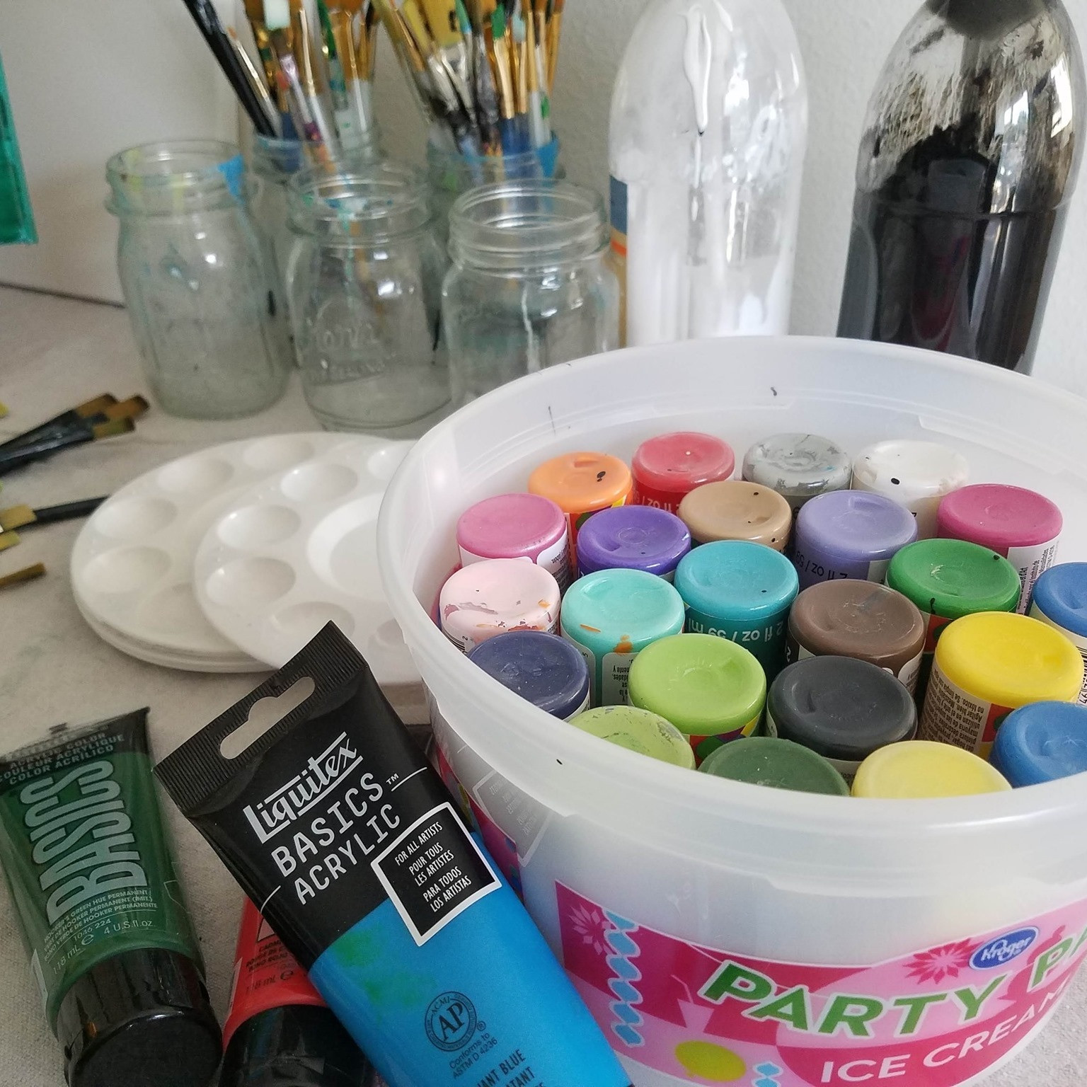 EXAMPLE Painting Party