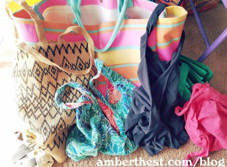 Plastic Bags vs Reusable Bags