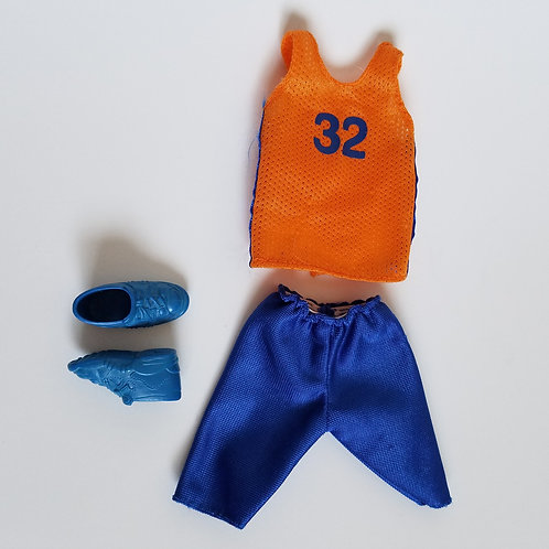 Ken Basketball Outfit Stylin Looks Fashions 2001