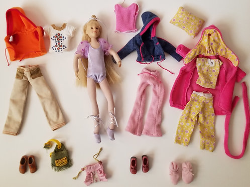 Only Hearts Club Karina Grace Doll and Clothes