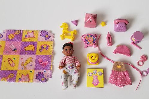 Barbie Baby Krissy Swing' N Play Set