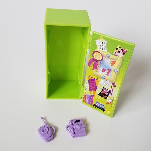 Mini Bratz Locker 2003