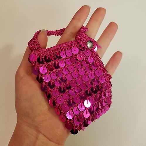 Teeny Sequin Bag