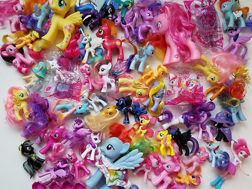 My Little Pony G4 Collectors Lot