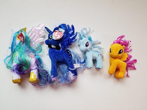 My Little Pony Plushies