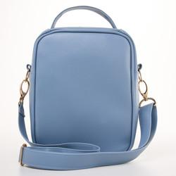 Lancheira Milão Slim Azul