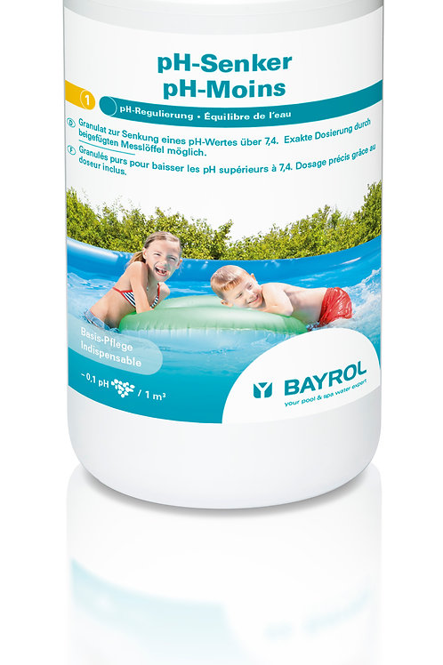 Bayrol pH-Senker 1 Kg Granulat