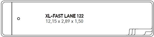 Copass XL Fast Lane 122 Pooltech