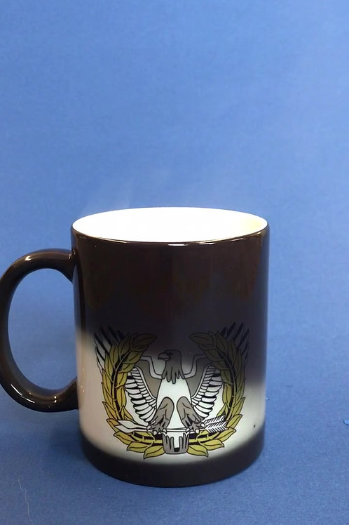 Warrant Officer Disappearing Mug