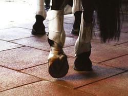 резиновая плитка для конюшни