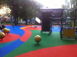 ЕПДМ крошка парки Москвы