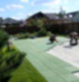 укладка резиновой плитки на бетон