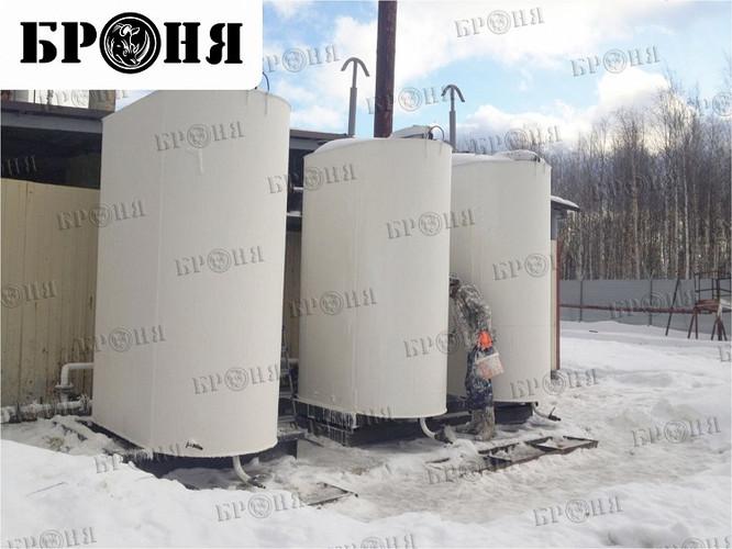 Нефтеюганский район, ХМАО емкостное оборудование нефтезавода