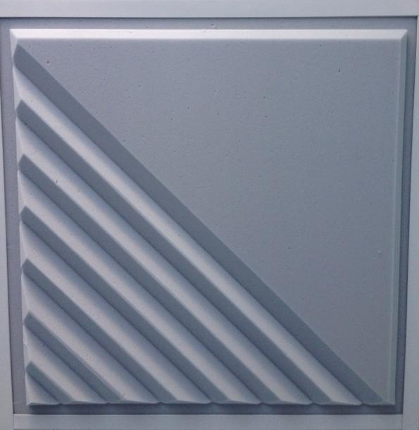 Эхокор П300 потолочная панель 595*595мм