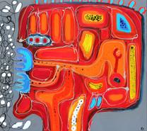 BIG RED HEAD 100x90 cm akryl.JPG