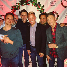 Michael Marriott Group 2018 Holiday Party // Washington, D.C.
