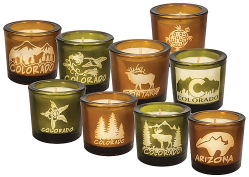 Hand Crafted Candles