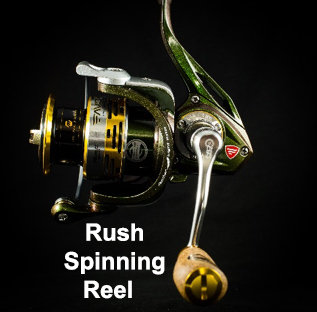 High-End Fishing Rods & Reels