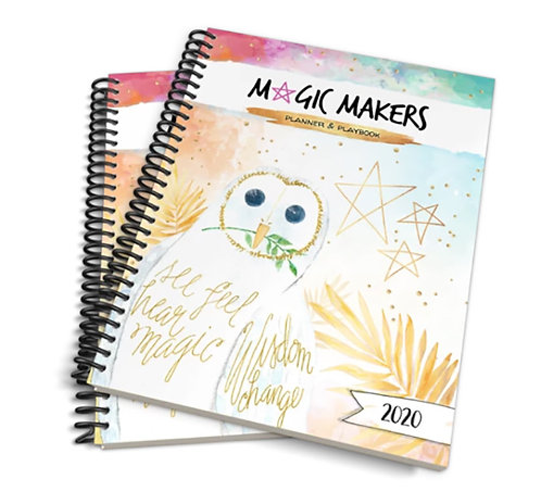 Magic Makers Planner & Playbook