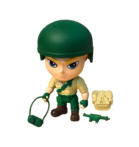 G.I. Joe Super Deformed Figures