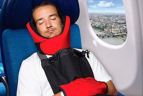 Ultimate Travel Pillow Set