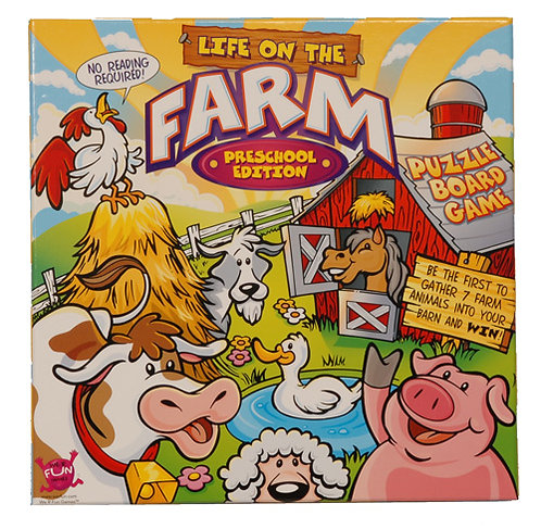 Farm Life Board Game