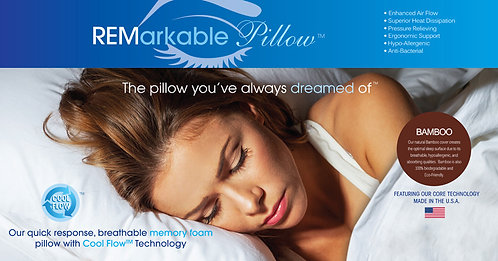 Remarkable Pillows