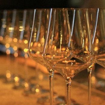 Elegant Austrian Wine Glasses