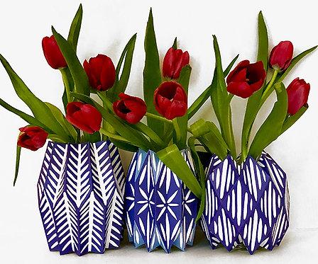 Paper Vase Wraps