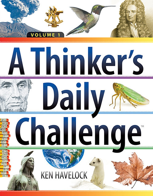 A Thinker's Daily Challenge