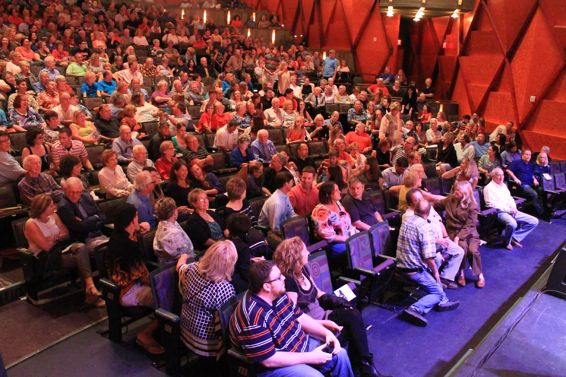 Amarillo Crowd