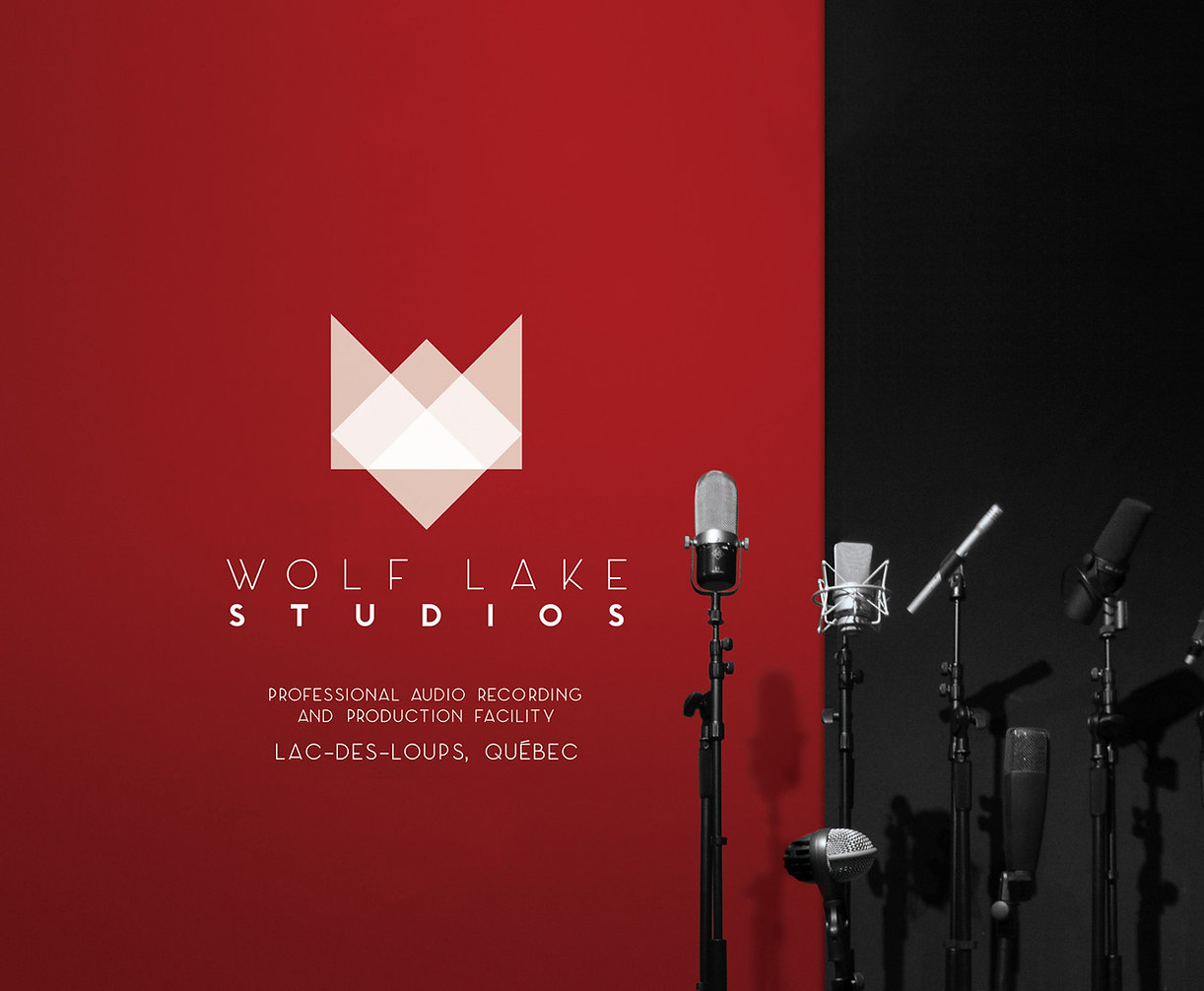 Wolf Lake Studios | Professional Audio Recording and Production Facility | Lac-des-Loups Quebec