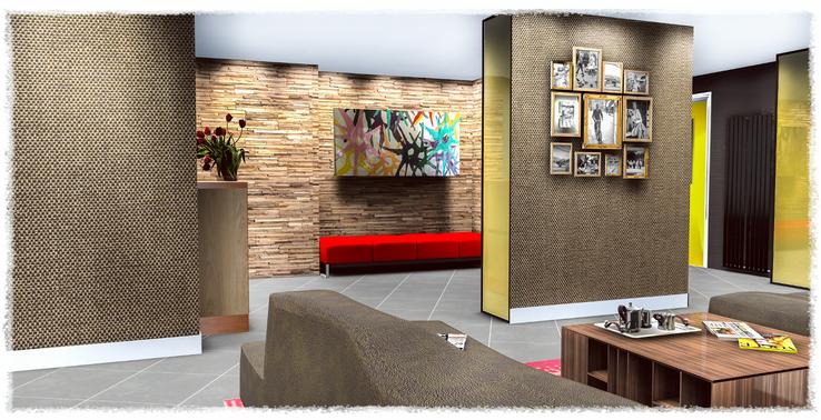 TMWRK Nova Hotel Amsterdam visual lobby 2