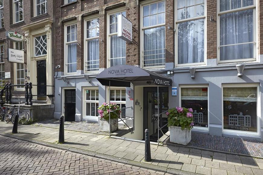 TMWRK Nova Hotel Amsterdam