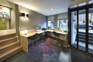 TMWRK Nova Hotel Amsterdam fot Lobby