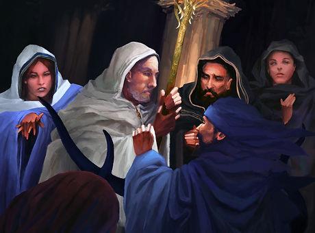 0058. Ancient Priest's Staff - Jonathan