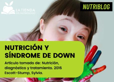 Nutrición y síndrome de Down